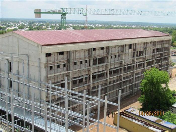 Foto project Tamale Teaching Hospital