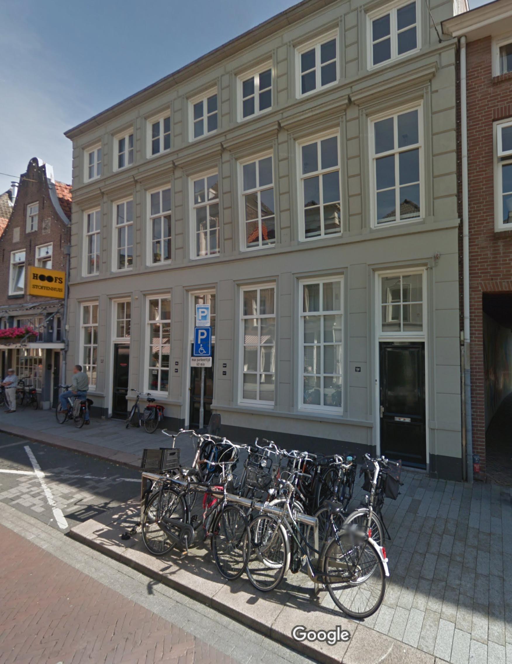 Foto project Studio's Vughterstraat