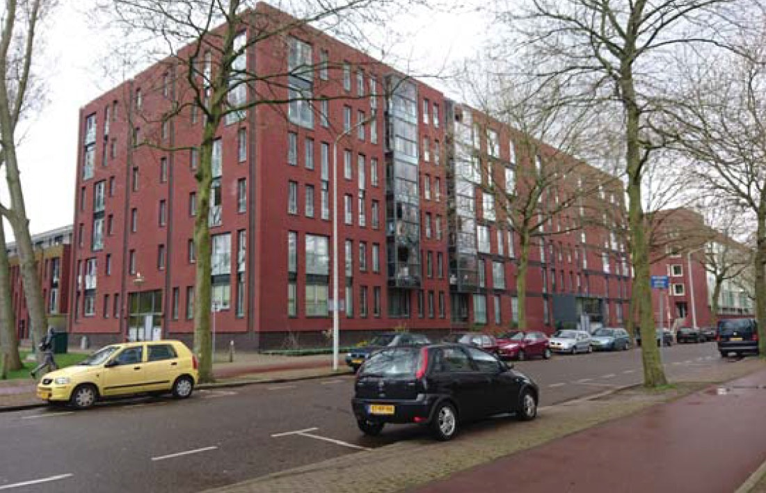 Foto project Zuid-West College